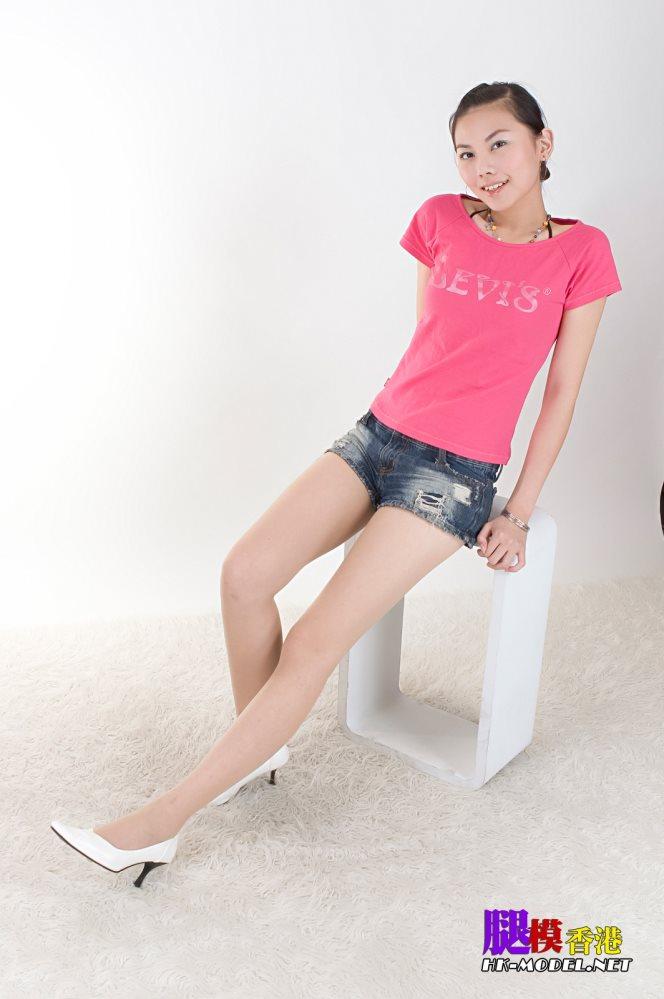 [Beautyleg腿模] No.030 清新美女Pikki