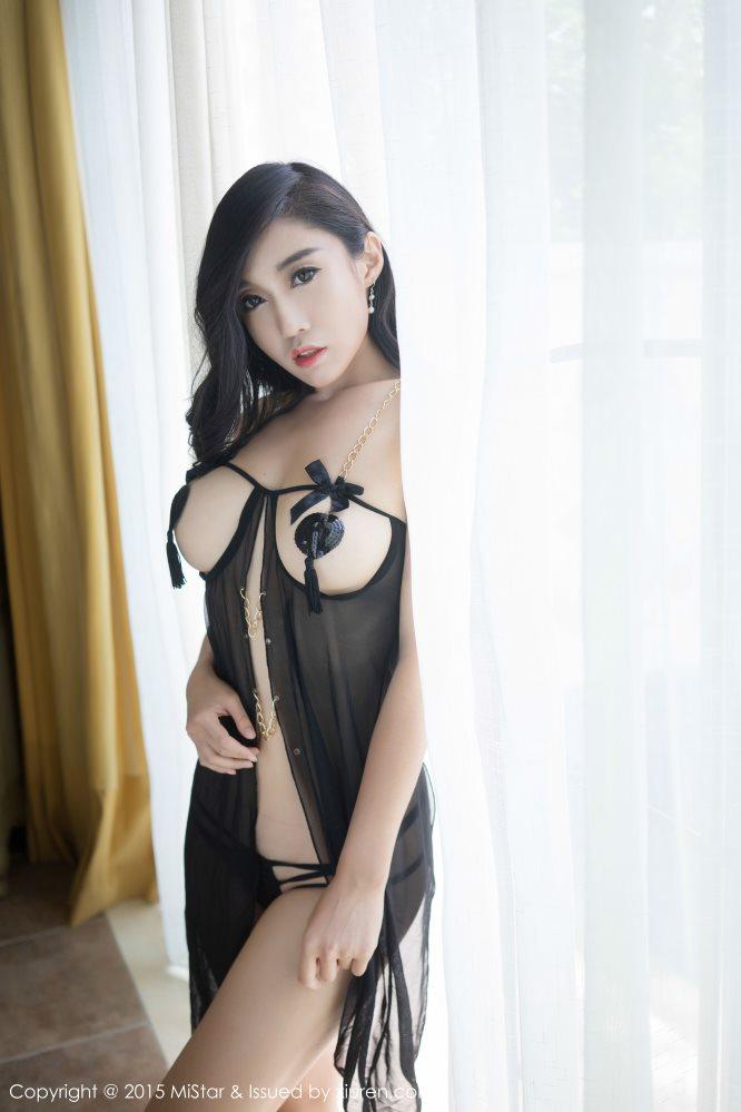 [MiStar魅妍社] VOL.027 Ashely丽丽性感卖肉写真合集