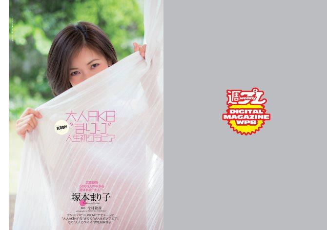 [Weekly Playboy]2014 No.22 宇都宫紫苑神乳秀