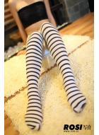 [ROSI写真]NO.093 斑马条纹的丝袜美腿