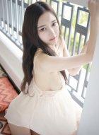 [模范学院] VOL.101 唐琪儿唯美蕾丝服睡裙写真冷艳高傲美若天仙