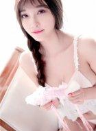 美女杨晨晨甜美睡衣写真 女神怎么样都很美