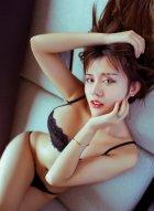 美女嫩模兔子NINA大尺度写真自信满满展示纯天然美脸酥胸